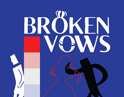 Broken Vows (2020) Poster