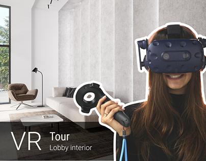 VR Lobby Interior