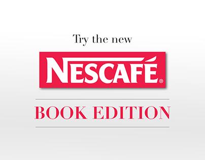Nescafe- Book Edition