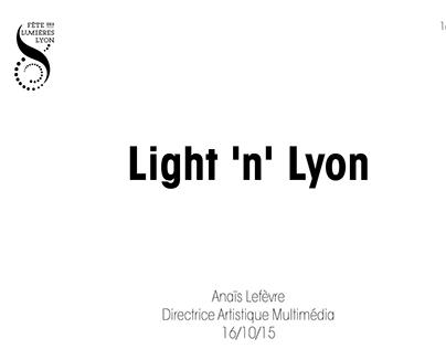 LIGHT' N 'LYON