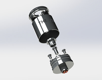 The Pearl Atty Concept CAD