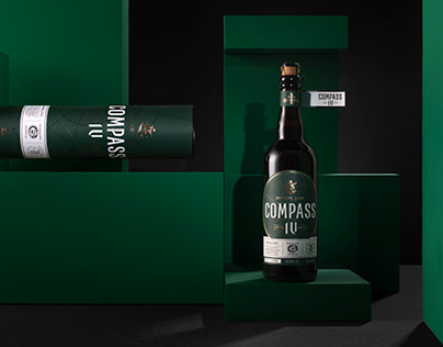 Compass IV beer packaging