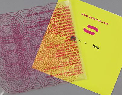 Vinyl design - Catsilou
