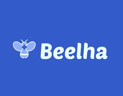 Beelha_Création d'identité visuelle