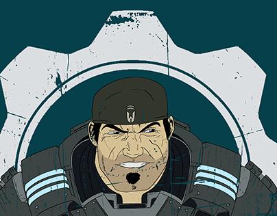 Gears Of War Designs.