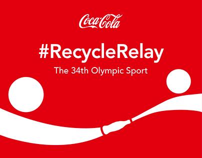 Coca Cola: Recycle Relay