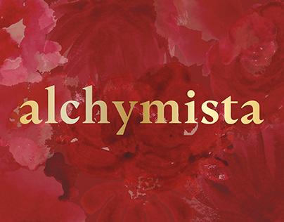 Alchymista print design