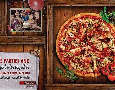 FMCG - Pizza Hut