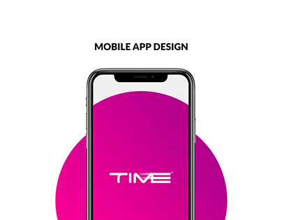 TIME INTERNET - MOBILE APP UX DESIGN