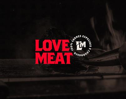 LoveMeat // Logo