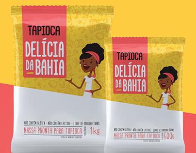 Tapioca Delícia da Bahia