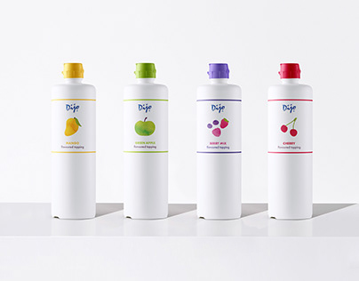 Dijo sweet sauces | Packaging concept