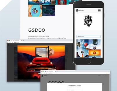 GSD00 website