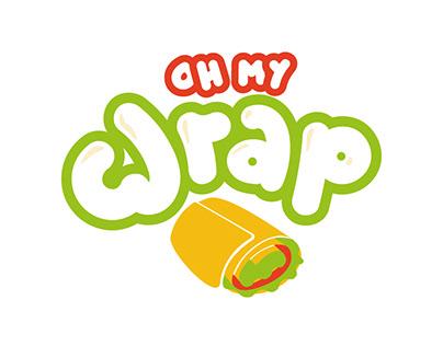 OH MY WRAP - logo