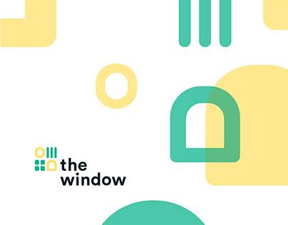 The Window - Brand Design