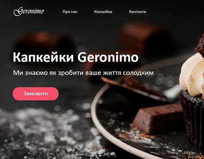 Cupcakes Geronimo