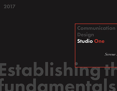 Establishing the Design Fundamentals - Publication