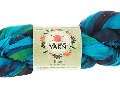 Freedom Yarn Label