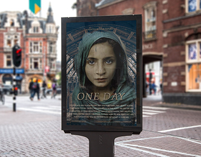 one day movie poster-2018