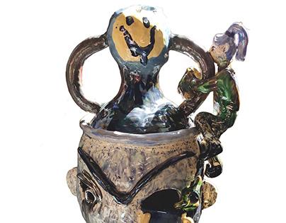 Ceramic Trophys