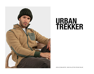 URBAN TREKKER e-Commerce photography