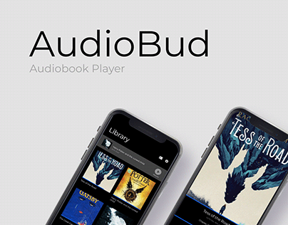 AudioBud audiobook player