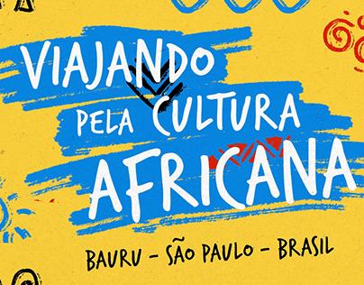 Evento educacional Influências Africana
