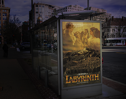 Cartaz - Labyrinth