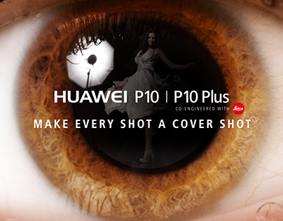 Don't make that look ever again // Huawei