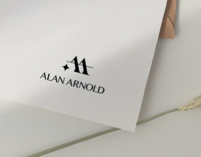 Alan Arnorld - Branding