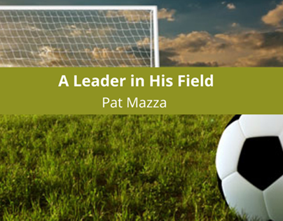 Pat Mazza: A Leader in His Field