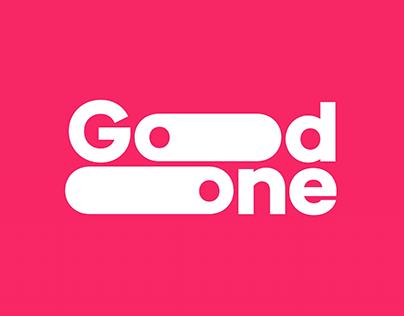 GOOD ONE | branding