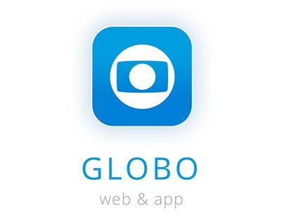 Globo Web & App