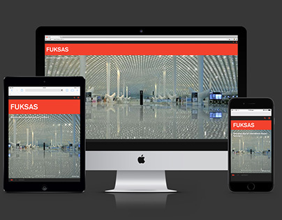 Studio Fuksas Website