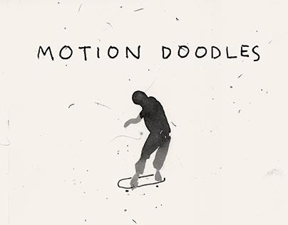 Two Ledges: Motion Doodle