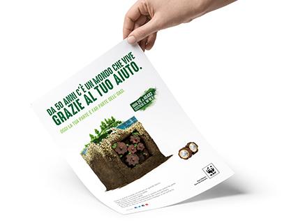 WWF Italy_Fake Advertising