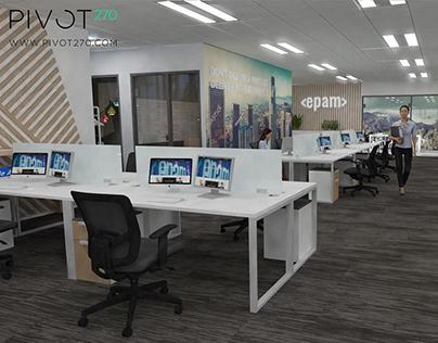 Epam office - Los Angeles