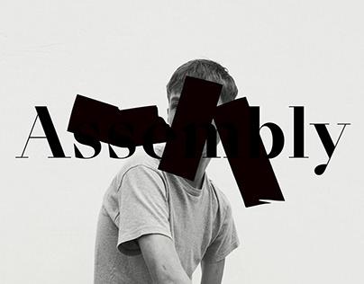 Assembly Logo + Identity