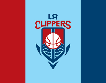Los Angeles Clippers Redesign