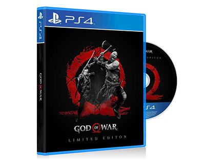 God of War - PS4 Sleeve and OBA design