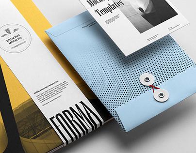 Forma Branding Mockup Templates