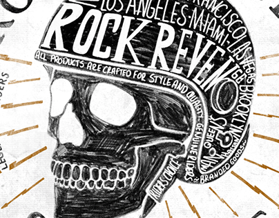 skull of rock