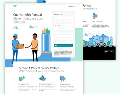 Parseal Web Illustrations