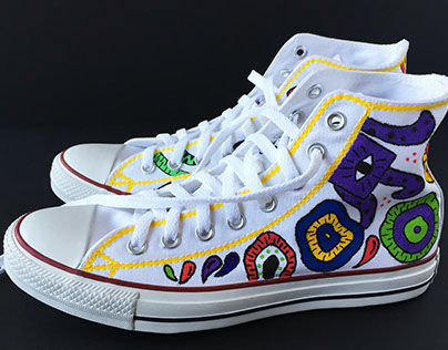 Graphic Converse (Chuck Taylor)