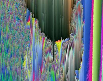 Los - Glitch Art / Pixel Sorting Project