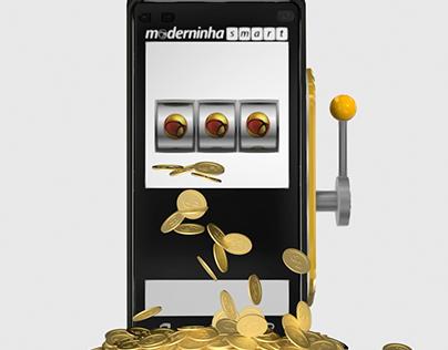Motion para FaceAds - Slot Machine para PagSeguro