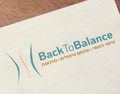 Back To Balance | branding