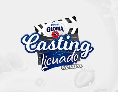 GLORIA - Activación Licuados