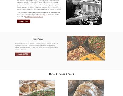 Fischer Gourmet Website