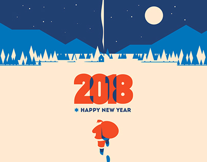 New Year Posters & Cards